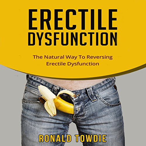 Erectile Dysfunction audiobook cover art