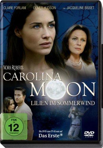Carolina Moon Lilien im Sommerwind