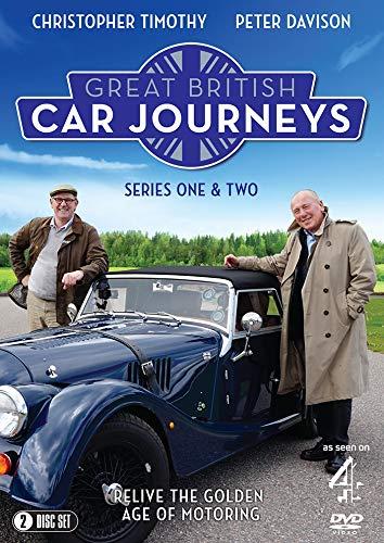 Great British Car Journeys Series 1 & 2 [2 DVDs]