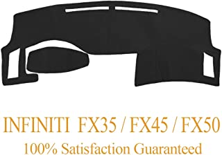 Best fx35 dash cover Reviews