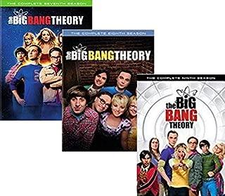 The Big Bang Theory - Complete Series Collection Seasons 7,8 & 9
