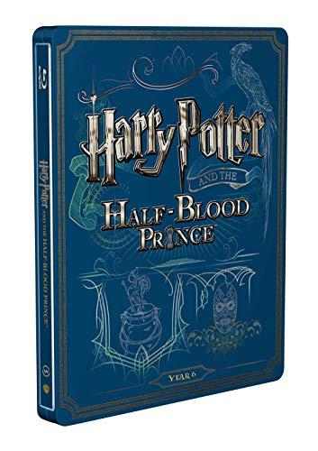 Harry Potter E Il Principe Mezzosangue Steelbook (Bs)