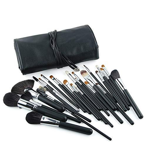 Pinceaux de Maquillage Professionnel Kits de Cosmétique 26 Sets de Brosse à Cheveux pour Débutant Pinceau de Maquillage Outil avec Pinceau Pack Advanced Beauty