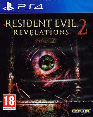 Resident Evil Revelations 2 (AT-PEGI) PS4