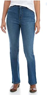 Gloria Vanderbilt Amanda Jeans de Jean con Corte de Bota para Mujer