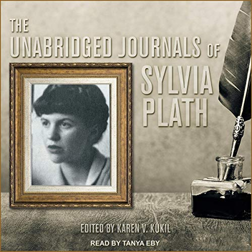 The Unabridged Journals of Sylvia Plath audiobook cover art