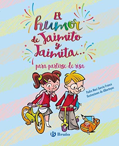 Los chistes de Jaimito y Jaimita... para partirse de risa (Castellano - A Partir De 6 Años - Libros Didácticos - Juegos Y Pasatiempos)
