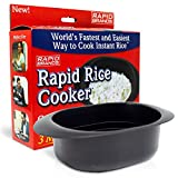Rapid Rice Cooker   Microwave Rice Blends in...