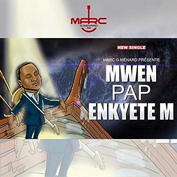 Mwen pap Enkyete'm