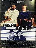 Das Trio - Götz George - Filmposter A1 84x60cm gefaltet