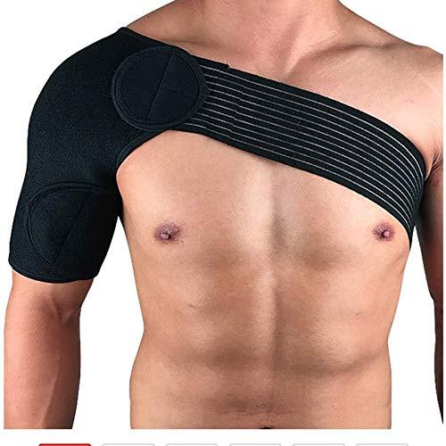 Wjk Verstelbare correctiepen voor dames en heren, schouderriem van elastische riem, ademend, haak perfect voor schoudersteunen, correctie van hoge rug