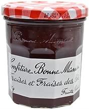 Bonne Maman Strawberry and Wild Strawberry Jam - Fraises des Bois - 13 Oz.