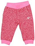 True Religion Little Girls' (2T-6X) Terry Crop Pants-Mustang Red/Pink-6