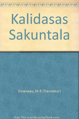 Kalidasas Sakuntala