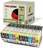 Pack de 10 XL TONER EXPERTE® Compatibles LC-1280XL LC-1240XL Cartuchos de Tinta para Brother MFC-J6510DW MFC-J430W MFC-J6910DW MFC-J5910DW MFC-J825DW MFC-J625DW DCP-J525W DCP-J725DW DCP-J925DW