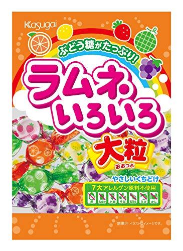 春日井製菓Aラムネいろいろ67g×12袋