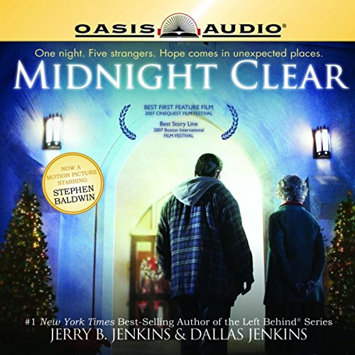 Midnight Clear audiobook cover art
