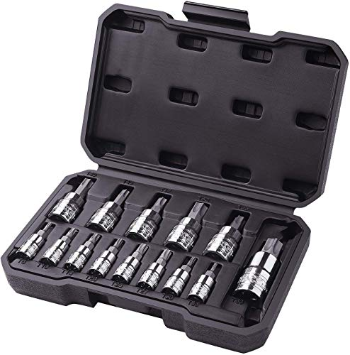 Tacklife 14-piece Star Socket Set