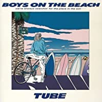 Boys on the Beach by Tube (2013-05-03)
