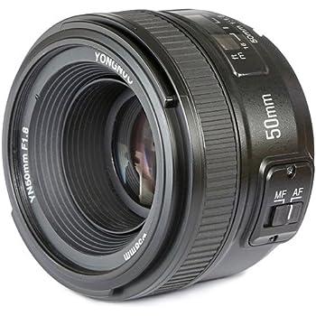 Objetivo Yongnuo EF Yn-50mm f//1.8 para CanonBargain Fotos