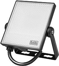 Refletor LED 6500K IP65 100-240V Não Dimerizável, Black+Decker, BDR1-0800-01, 10 W