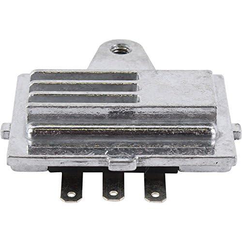 db electrical akh6003 new onan regulator for rectifier john deere 318-420 onan  20 amps - ac-b+-ac onan regulator rectifier p series 16hp-20hp 230-22060