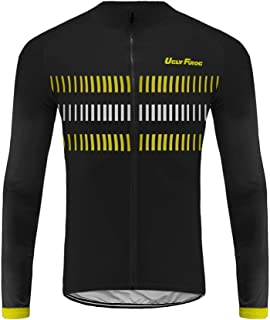 Uglyfrog Winter Thermal Soft Cycling Jersey Suits with bib Pants R1