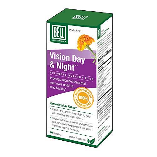 Vision Day & Night por Bell Lifestyle Products | Ayuda a apoyar y mantener los ojos saludables | Se vende directamente por el fabricante