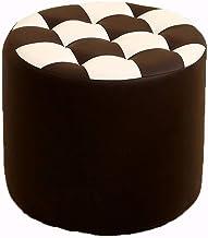 Yxsdd Ottoman Footstools Stools Footstool Step Stools Solid Wood Stool Living Room Sofa Coffee Table Stool Change Shoes St...