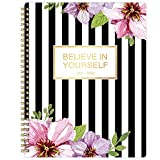 2021-2022 Planner - Academic Planner 2021-2022, Weekly & Monthly Planner from July 2021 - June 2022, 8
