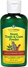 TheraNeem Toothpowder, Cinnamon, 2 Ounce