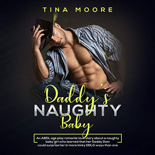 Daddy's Naughty Baby audiobook cover art