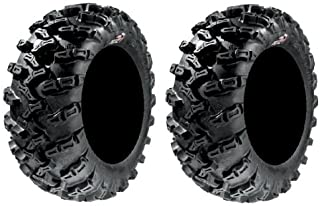 Pair of GBC Grim Reaper Radial (8ply) ATV Tires [26x9-14] (2)