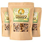 Michele's Granola Original, 12 Oz Package, Pack of 3, Gluten-Free & Non-GMO Project Certified