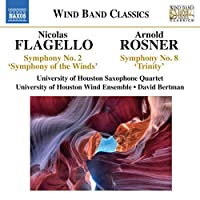 Symphony No. 2 'symphony of the Winds'/Symphony No