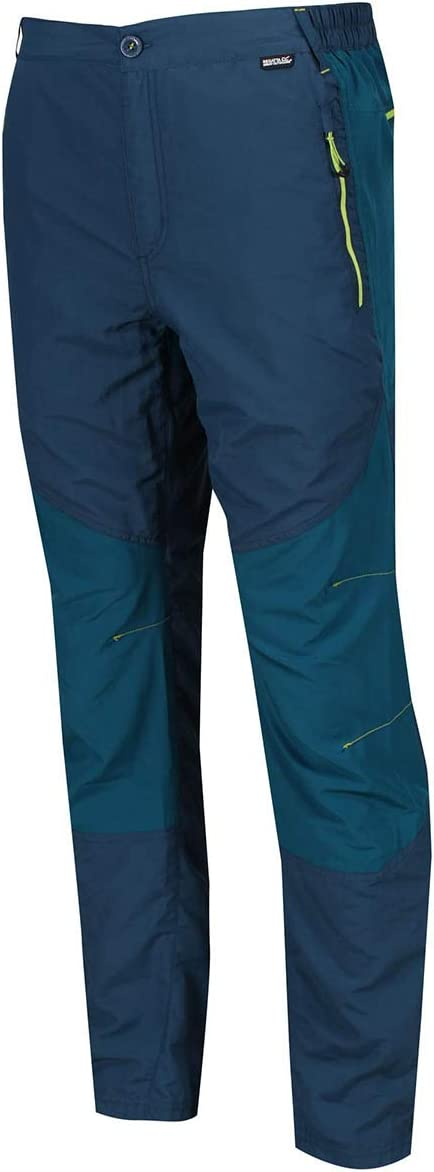 Regatta Sungari Water Repellent UV Protection Lightweight Active Hiking Trousers Pantalones Cortos para Hombre