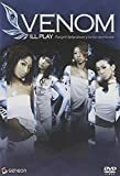VENOM ILL PLAY Real girls hiphop dancers of various countries area [DVD] image
