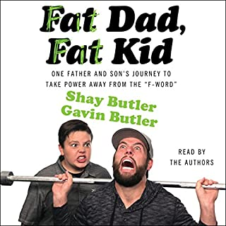 Fat Dad, Fat Kid audiobook cover art