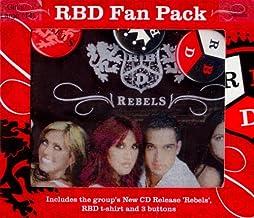 RBD Rebelde Fan Pack
