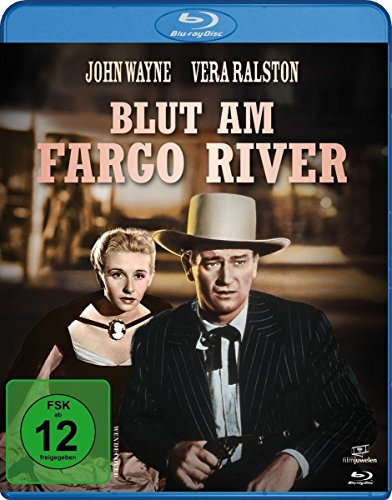 Blut am Fargo River (John Wayne) [Blu-ray]