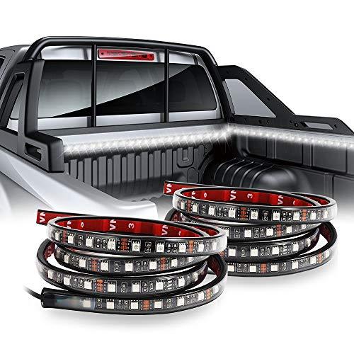 truck bed accessories light bar - 8
