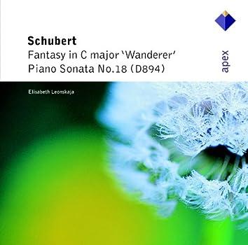Schubert : Wanderer Fantasy & Piano Sonata No.18  -  Apex