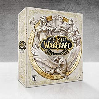 World Of Warcraft: 15th Anniversary Collector's Edition - PC Collector Edition