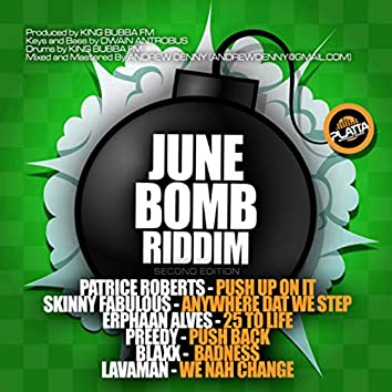 June Bomb Riddim Second Edition
