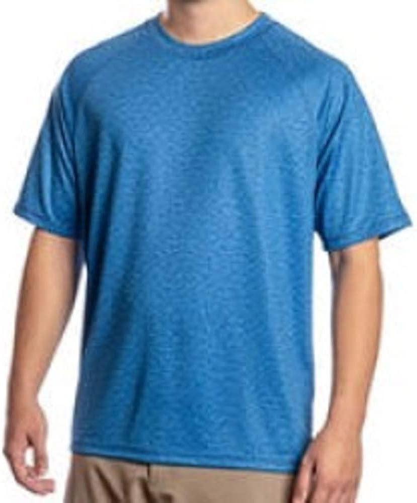 ZeroXposur Mens Swim Shirt Printed Rash Guard Top UV Sun Protection UPF 50+