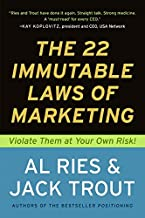 The 22 Immutable Laws of Marketing: Violate Them at Your Own Risk! Book PDF