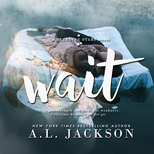 Wait     A Bleeding Stars Stand-Alone Novel              Auteur(s):                                                                                                                                 A.L. Jackson                               Narrateur(s):                                                                                                                                 Zachary Webber,                                                                                        Andi Arndt                      Durée: 9 h     1 évaluation     Au global 5,0