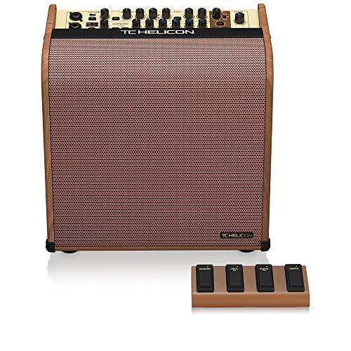 TC Helicon Amplificador de guitarra acústica (HARMONY V100)