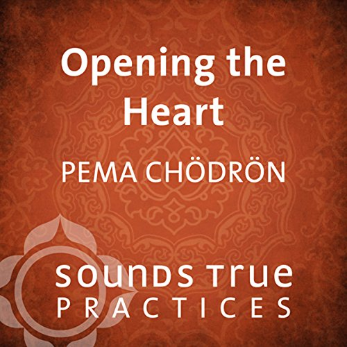 Opening the Heart audiobook cover art