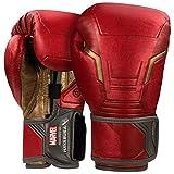 Hayabusa Marvel Edition Iron Man 12 OZ Muay Thai Sparring Boxe MMA Kick Boxing